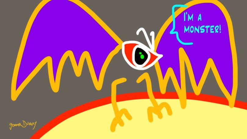 Monster_klein